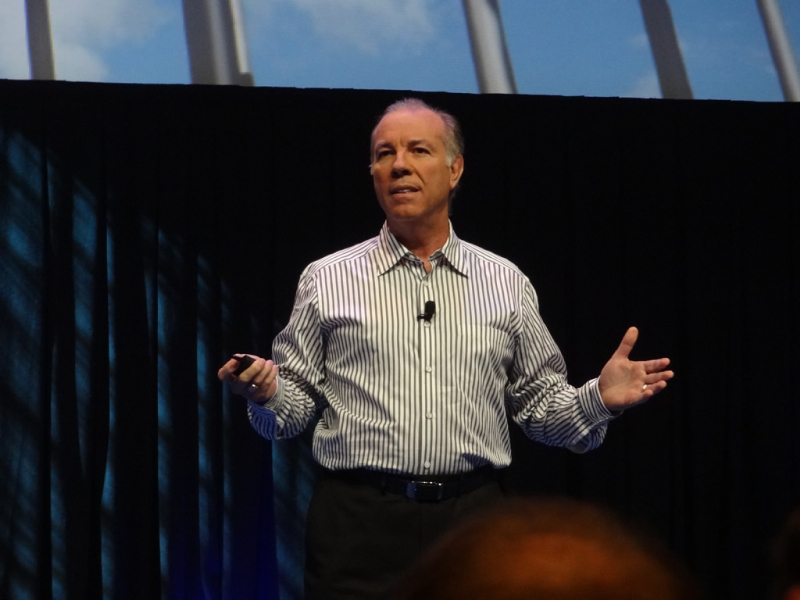 Citrix Systems、CEOのMark Templeton氏