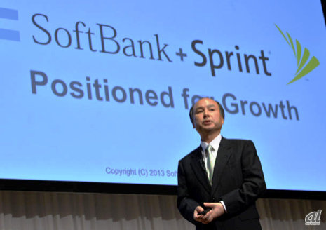"<a href=""http://news.cnet.com/8301-1035_3-57596121-94/can-sprint-put-the-pedal-to-metal-on-its-comeback-plans/"">米CNETの記事「Can Sprint put the"