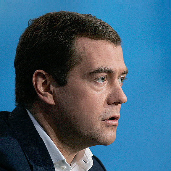 提供:Dmitry Medvedev on Twitter