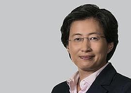AMD、CEO交代を発表--COOのL・スー氏が就任