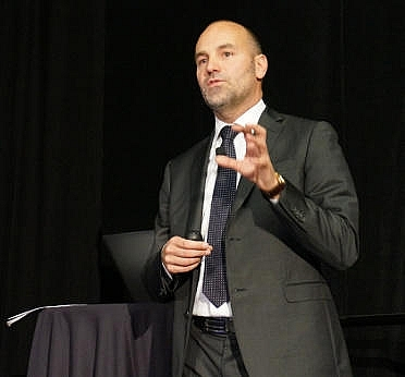 Mark Shuttleworth氏