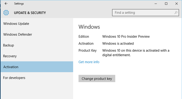 Windows 10 page 2 zdnet japan for Window 10 product key