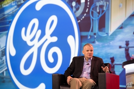 General Electric(GE) CompanyのCIO、Jim Fowler氏