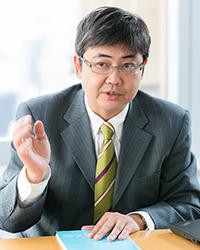 シスコシステムズ合同会社 セキュリティ事業 部長 桜田 仁隆氏