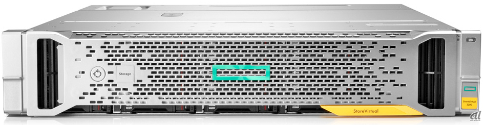 HPE StoreVirtual 3200(HPE提供)