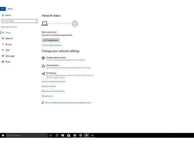 MS、一部の「Windows 10」マシンでネット接続ができなくなる問題