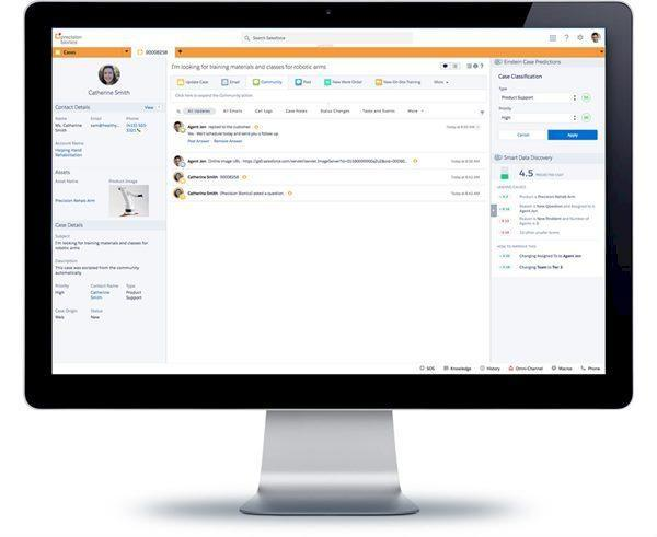 Salesforce Service Cloud Einstein