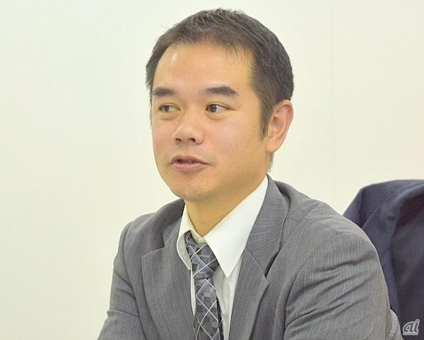 日本IBMの安田智有氏