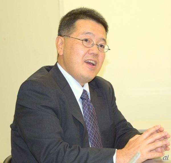 NTTコミュニケーションズの林雅之氏