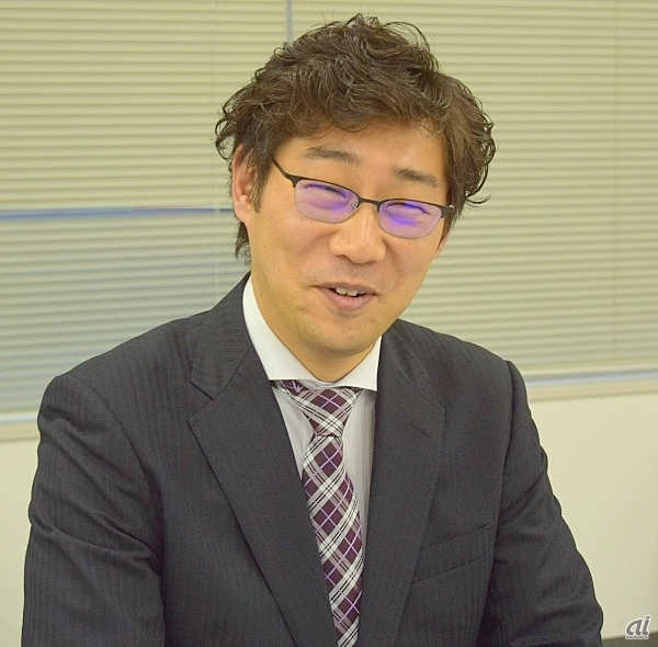 日本マイクロソフトの吉田雄哉氏
