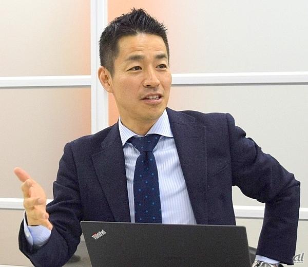 日本オラクル株式会社の竹爪慎治氏