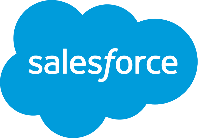 Salesforce.comのロゴ