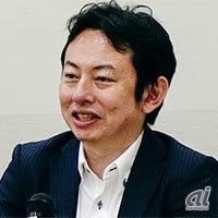 日本ヒューレット・パッカード HPEエバンジェストリーダー HPE総合エバンジェリスト 山中伸吾氏
