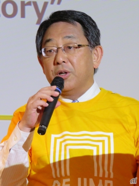 CTCの大久保忠崇 取締役兼専務執行役員CTO