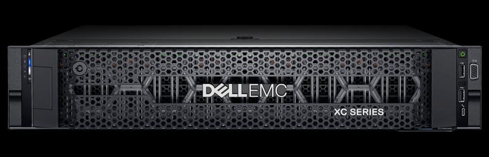 Dell EMC XCシリーズアプライアンス