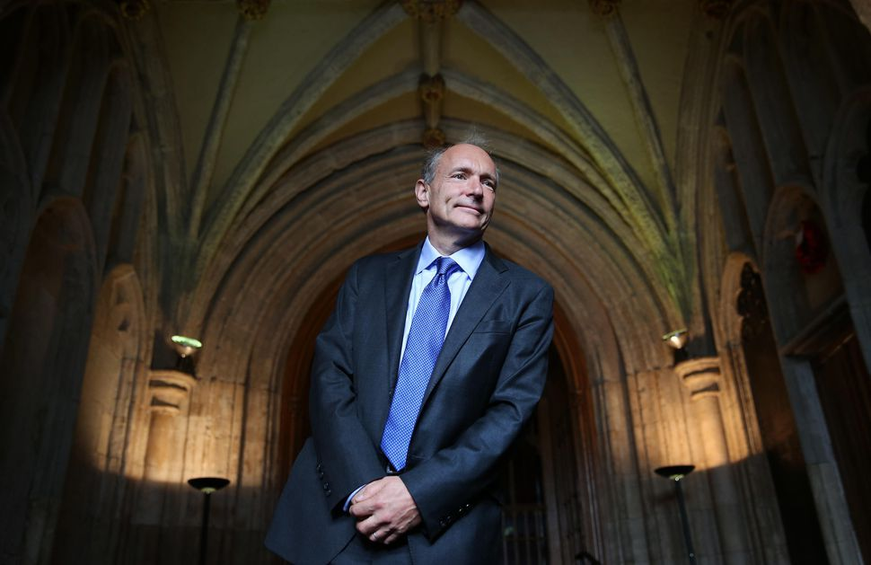 Tim Berners-Lee氏