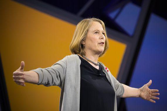 Google CloudのDiane Greene CEO
