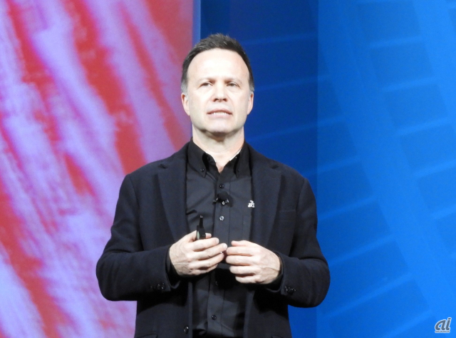 SolidWorks CEO Gian Paolo Bassi氏