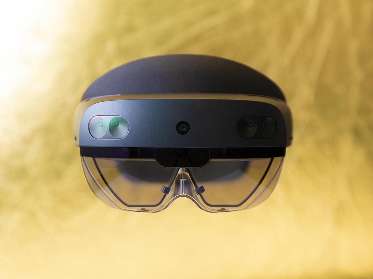 マイクロソフトは「HoloLens 2」でさらなるクラウド活用も促す