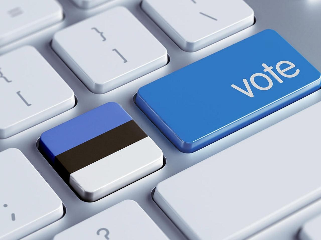 IT先進国エストニアの電子投票はどれほど進んだか