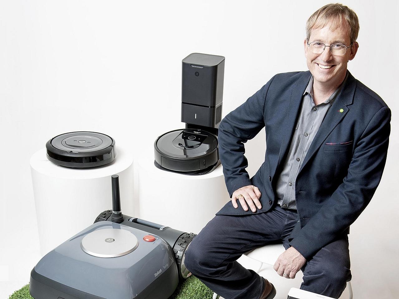次世代スマートホームロボット実現へ、iRobotのアプローチ(前編)--クラウドなど鍵に