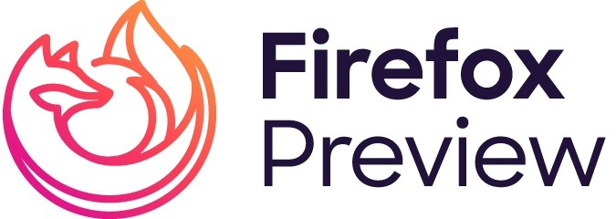 Firefox Previewのロゴ