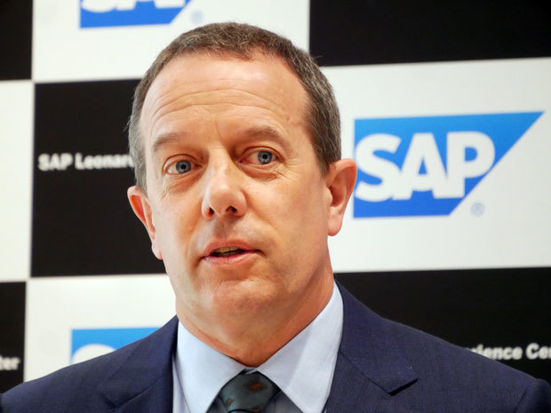 SAP Global Lead -SAP Institute for Digital GovernmentのIan Ryan氏