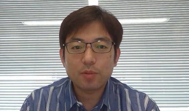 日本マイクロソフト Microsoft 365ビジネス本部長の山崎善寛氏