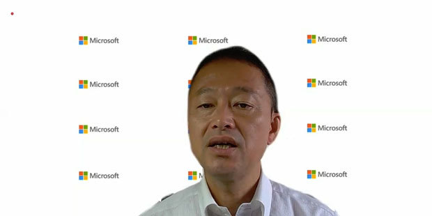 Microsoft Cybersecurity Solutions Group, Chief Security Advisorの花村実氏