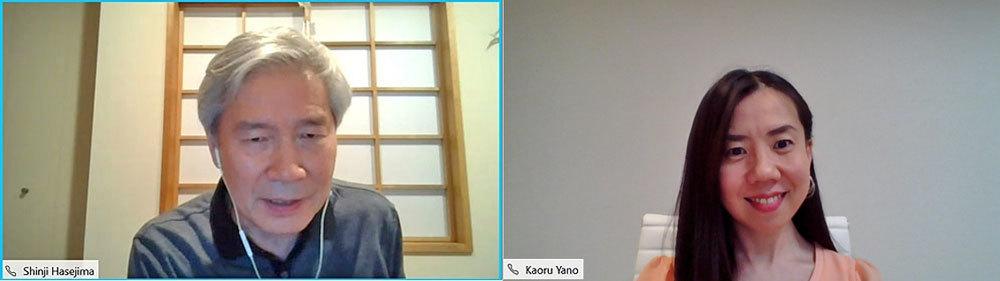 矢野氏と長谷島氏は、不十分なコミュニケーションや「二元論」といった思考はちょっとした工夫でより良いものに変化し、組織を適切な方向に動かしていけるとアドバイスする