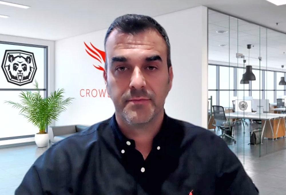 CrowdStrike 最高技術責任者のMichael Sentonas氏