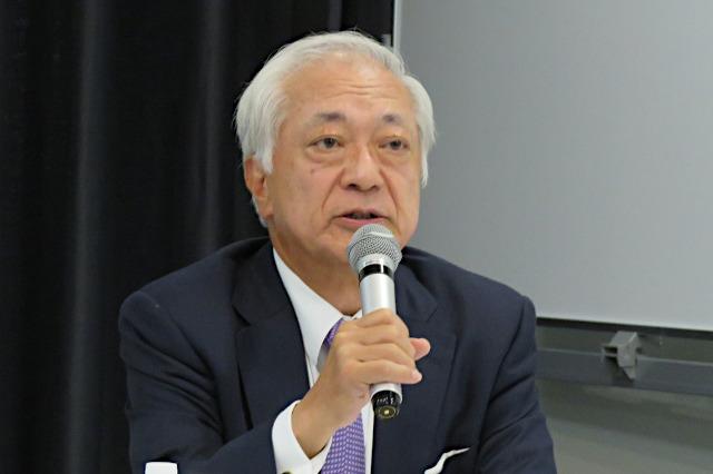 インターネットイニシアティブ(IIJ) 代表取締役社長の勝栄二郎氏