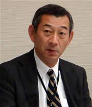 NEC、執行役員常務の岩波利光氏画像