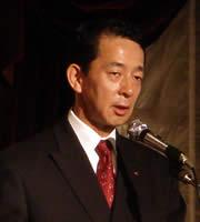 IDSシェアー・ジャパン代表取締役社長の力正俊氏画像