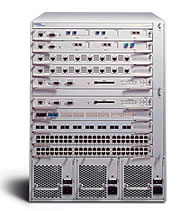 Nortel Ethernet Routing 8600シリーズ画像