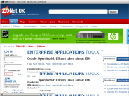 Oracle OpenWorld: Ellison takes aim at IBM - ZDNet.co.uk