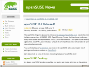 openSUSE News ? openSUSE 11.2 Released!